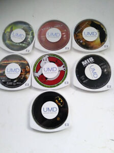 PSP MOVIES IN CASE