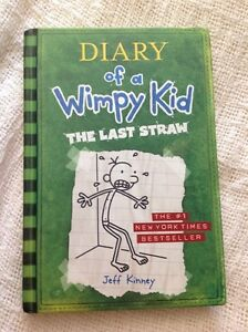 Diary of a Wimpy kid, book 3