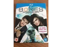 Bones Blu-Ray 4-Disc Box Set Season 6