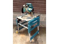 Makita table flip mitre saw chop saw