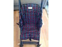 Maclaren pushchair/buggy