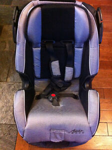 Alpha Omega Carseat