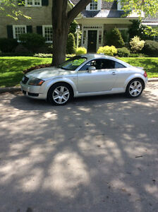 2006 Audi TT Coupe (2 door)