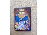 Winnie the Pooh's Heffalump Halloween Movie DVD