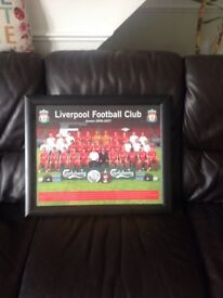 Liverpool football club picture