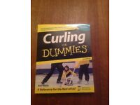 Curling for Dummies Book