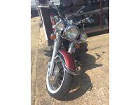 Ride Away Today Stunning Yamaha XV Wild Star 1600 cc Cruiser Not Harley Davidson