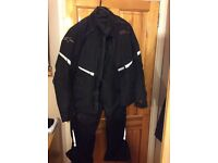 Alpinestars jacket and trousers