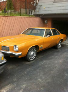 1973 oldsmobile cutlass supreme low km leather
