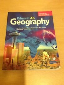 Edexcel AS Geography