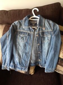 Girls size 14  Guess Jean Jacket