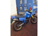 XT600 Tenere(swap for boat or medium/large van/camper)