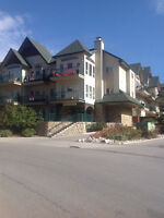 Canmore two bedroom condo for sale