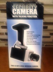Tectronic  Realistic Looking Security Camera