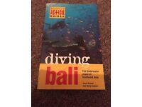 Diving Bali book brand new