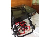 Bike Rack - Halfords Rear High Mount cycle carrier for up to 3 bikes
