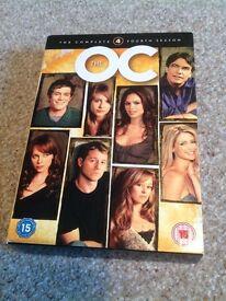 The OC - complete season 4