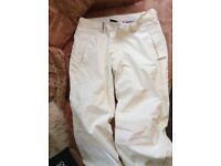 O'Neill ladies ski trousers size 14 (42)