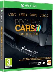 Project cars - Game of the year - Xbox one (New)