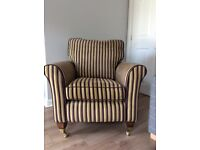 Barker and Stonehouse accent chair can deliver locally