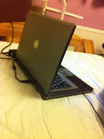 dell & hp laptop for