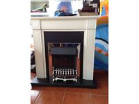 Adam fire surrounds electric fireplace