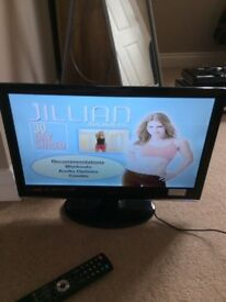 Logik 22 inch TV