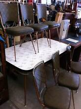 Retro Dining Set #25137 North Geelong Geelong City Preview