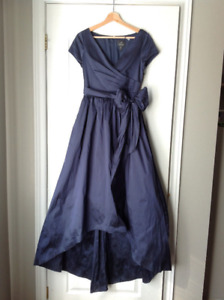 New with tags Adrianna papel high low dress