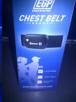 Ceinture cardiaque bluetooth/Ant+ dual mode heart rate monitor