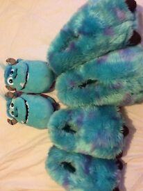 Sully slippers