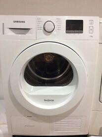 Samsung DV70F5EOHGW Heat Pump Dryer