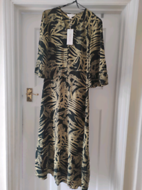 Ladies midi dress - size 8