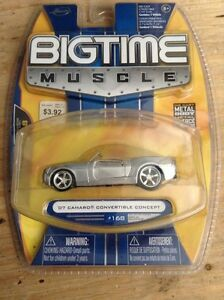 168 big time muscle  dinky car or die cast