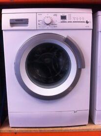 Siemens washing machine (white)