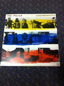 Eight Vinyl Records