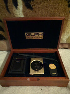 Rare Canon  GOLD ELPH LIMITED EDITION  24 - 48mm 1:4.5 - 6.2