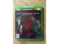 Metal Gear Solid - The Phantom Pain (Xbox ONE)