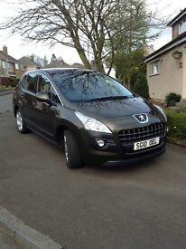 Peugeot 3008 1.6 HDI Sport Hatchback 2010 *Low Mileage*