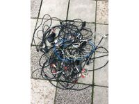Miscellaneous cable collection