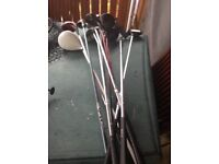 Putters and drivers