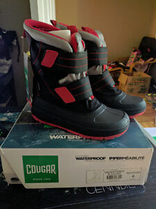 Brand New Cougar, stride rite Brand Name Winter boots for kids!