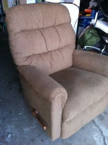 LA-Z-BOY brand. rocking recliner