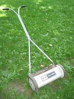 Craftsman Reel Push Mower
