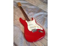 Fender squire affinity stratocaster. Lovely condition
