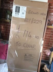 Brand New Pivot Shower Door Boxed and Sealed RRP £229