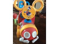 Ride On Train 'Mickey Mouse Clubhouse'