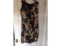Size 16 dress. Occasional wear
