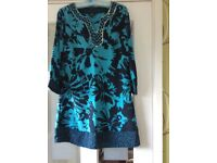Ladies beach cover up size 14 NEW