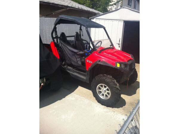 Used 2011 Polaris razor S